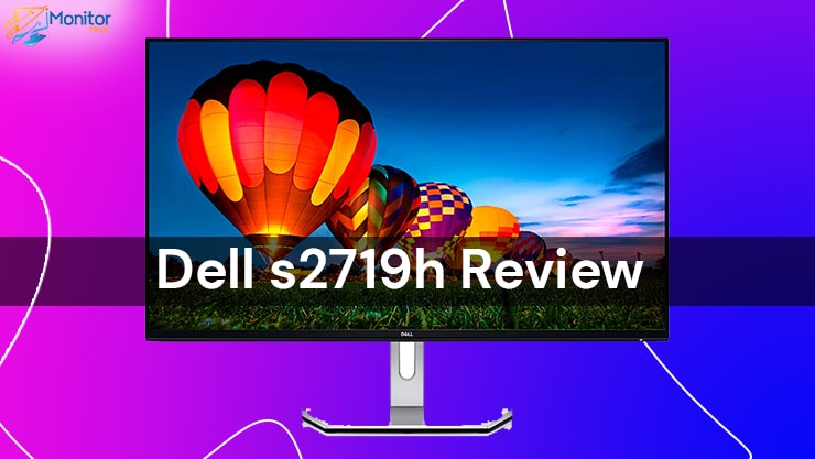 Dell S2179h Review