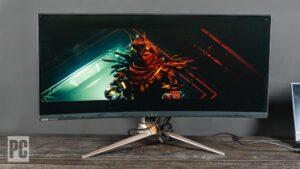 Curved Monitors Better