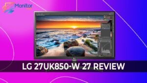 LG 27UK850-W Review