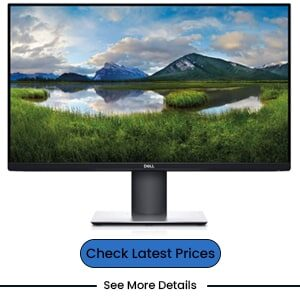 DELL P2719H P Series 27-Inch Screen Led-Lit Monitor